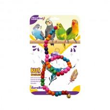 EuroBird Kuş Oyuncağı Bocuklu İp (KY70)