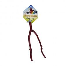 EuroGold Muhabbet - Parakeet Kuşları için Doğal Ahşap Tünek 25 cm