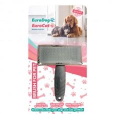 EuroDog Köpek Fırçası Large