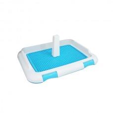 DIIL Köpek Tuvalet Eğitim Seti Mavi (46,5x36x22)