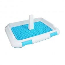 DIIL Köpek Tuvalet Eğitim Seti Mavi (66x47x30)