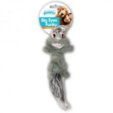 Pawise Big Eyes Funky Squirrel Peluş Oyuncak 29 cm