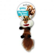 Pawise Big Eyes Funky Fox Peluş Oyuncak 29 cm