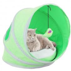 Pawise Kedi Cadırı Yataklı 38x38x43 cm
